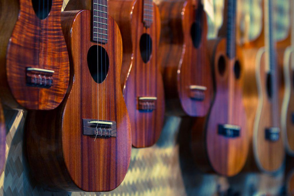 música hawaiana